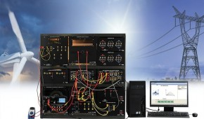 Power Transmission Smart Grid Technologies Training System – LabVolt Series 8010-E